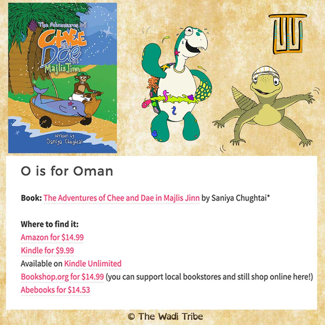 O is for Oman