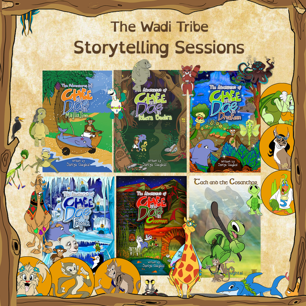 Storytelling Sessions
