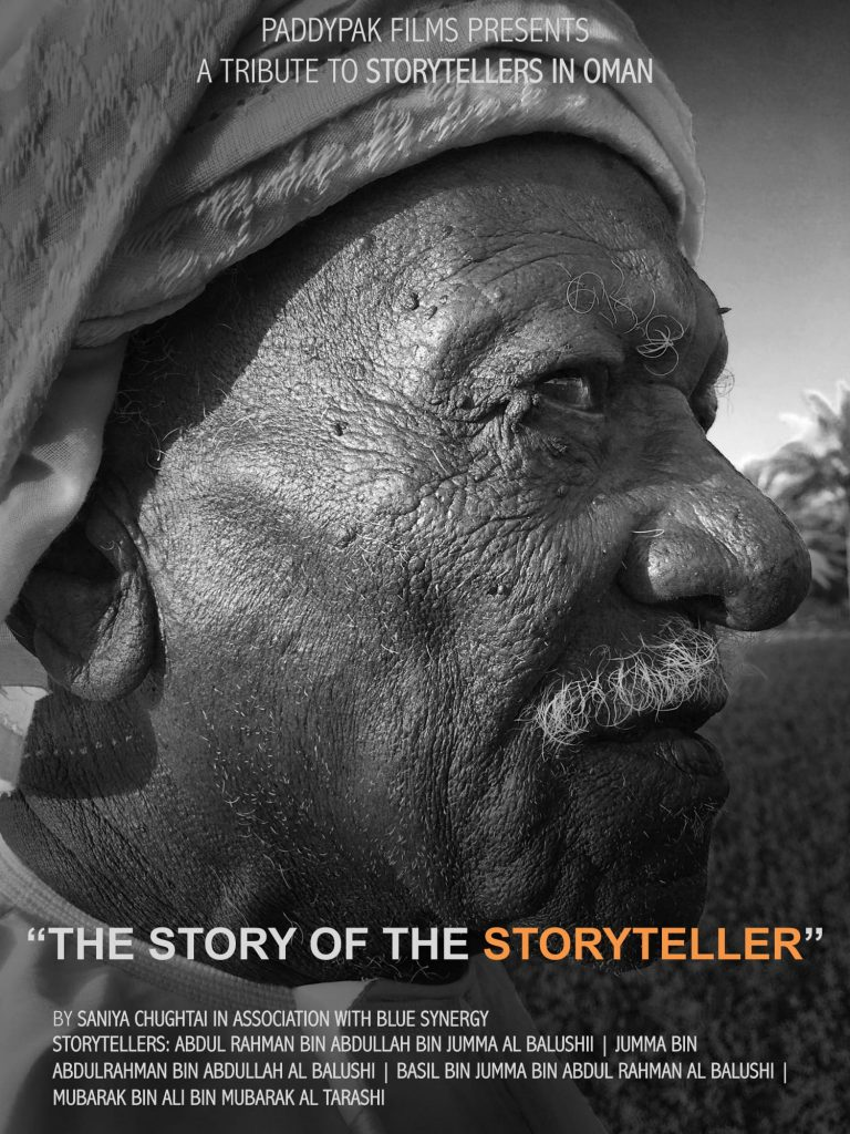 The Story of the Storyteller-